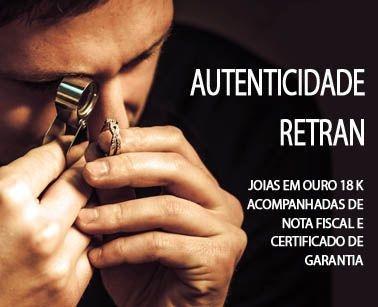 fcccb739c38de Pingente infinito ouro 18k - Retran joias - Pingente - Magazine Luiza