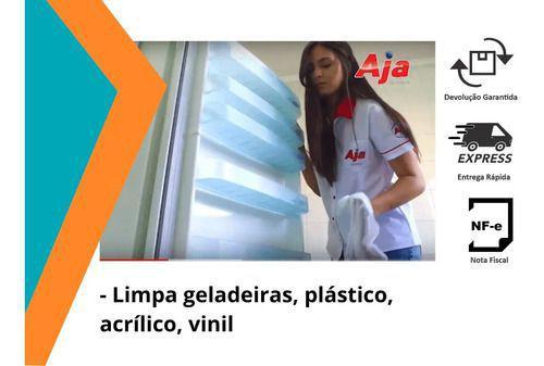 Imagem de Pingo Mágico Limpa Box Vidros Grelha Fogão 1lt Caixa C/ 12un