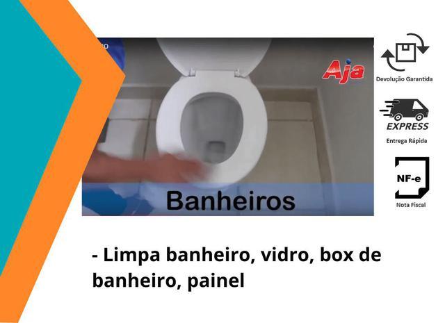 Imagem de Pingo Mágico Limpa Box Vidros Grelha Fogão - 5 Litros