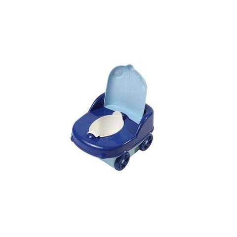 Imagem de Pinico Infantil Troninho Criança Styll Baby Musical Azul