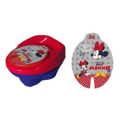 Imagem de Pinico Troninho Infantil Disney Minnie Mouse Styll Baby