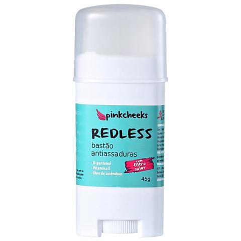 Imagem de Pink Cheeks Redless - Bastão Antiassaduras 45g