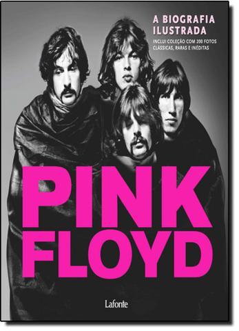 Imagem de Pink Floyd: A Biografia Ilustrada