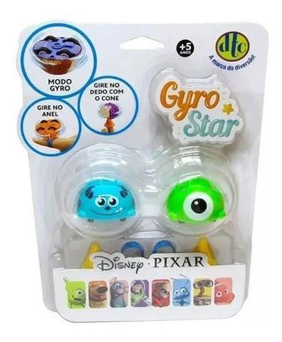 Imagem de Piões Gyro Star - Mike Wazowski E Sulley Dtc Disney Pixar