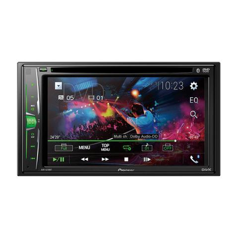 Imagem de Pioneer DVD Player 2 Din AVH-A218BT