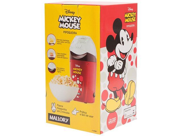 Imagem de Pipoqueira Mallory Cozinha Mickey Mouse
