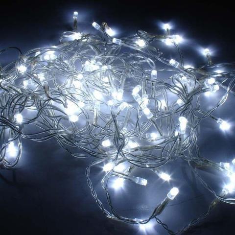 Imagem de Pisca Pisca Led 100 Lâmpadas Branco 127v - Wincy
