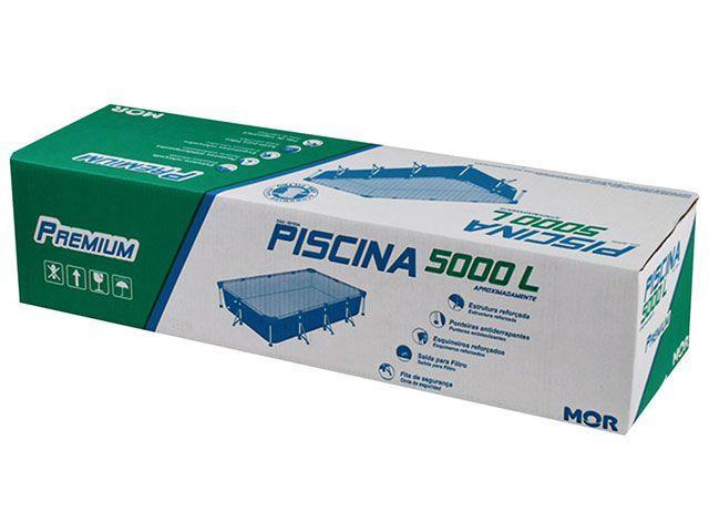 Imagem de Piscina 5000 Litros Retangular