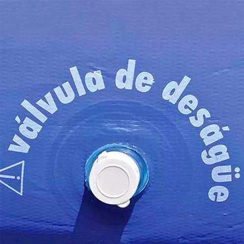 Imagem de Piscina Circular Azul 2400 Litros Inflavel Mor Redonda