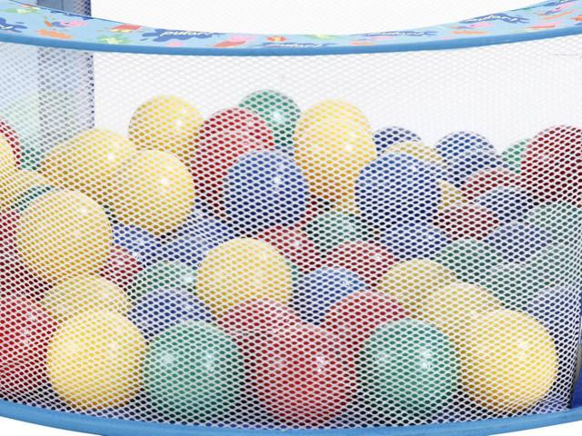 Imagem de Piscina de Bolinhas Peppa Pig com 100 Bolinhas