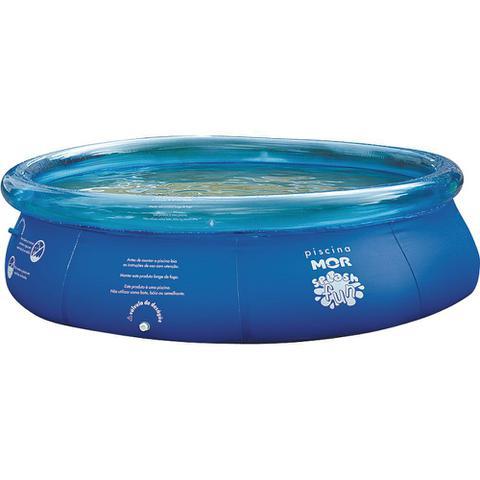 Imagem de Piscina Easy Set 3400L Splash Fun 1050 Mor