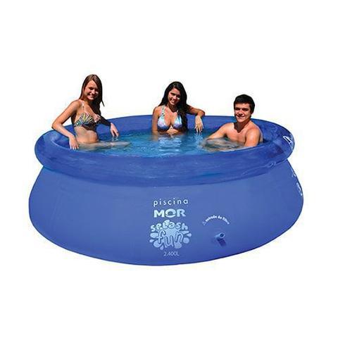 Imagem de Piscina Inflável Mor Splash Fun 2400 litros