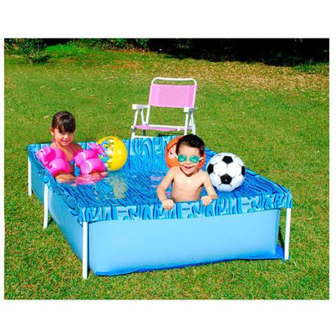 Imagem de Piscina Mor 1500  Litros Infantil Verão com Brinquedo
