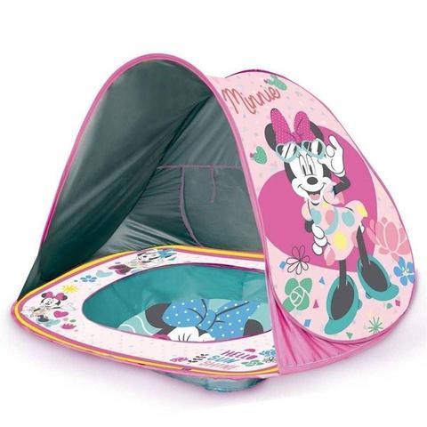 Imagem de Piscina Tenda Praia Infantil Minnie Disney Bebe Zippy Toys