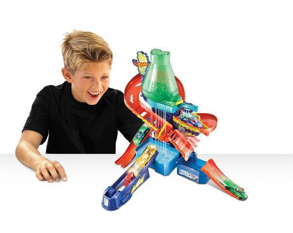 Imagem de Pista Hot Wheels Laboratório Cientifico Mattel