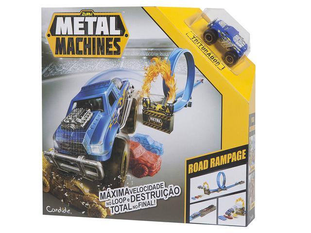 Imagem de Pista Metal Machines