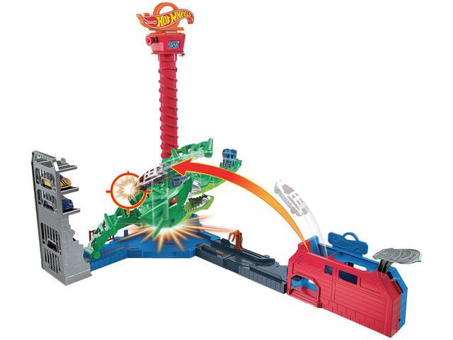 Imagem de Pista Veículos City Ataque Áereo do Dragão