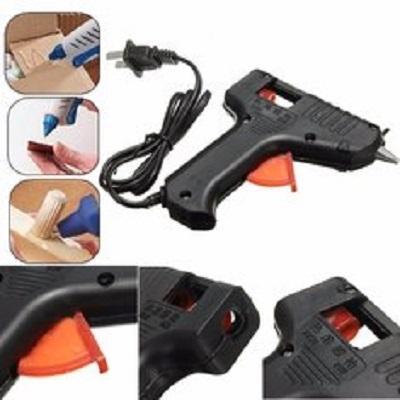 Imagem de Pistola de cola quente mini aplicador termico para cola em bastao 20w