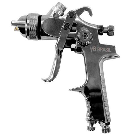 Imagem de Pistola de Pintura HVLP 8 Plus 77333 V8 Brasil