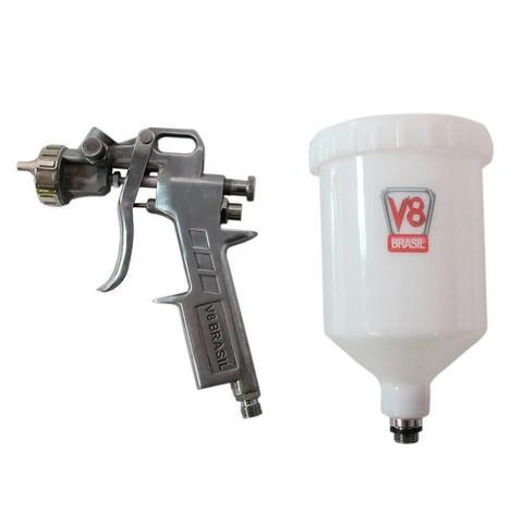 Imagem de Pistola de pintura tipo gravidade com bico de 1.4 mm - PP3