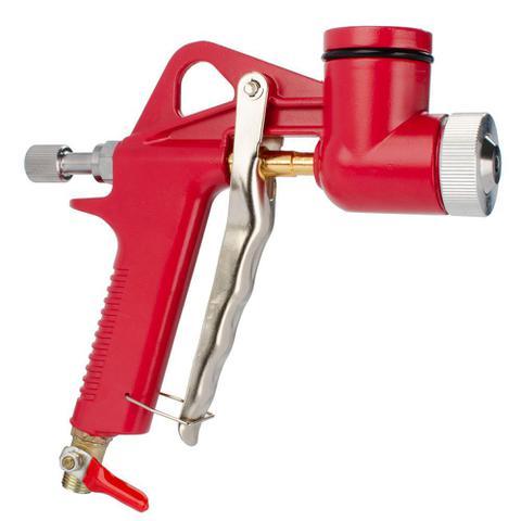 Imagem de Pistola para Textura Projetada e Gesso e Chapisco com três bicos D001