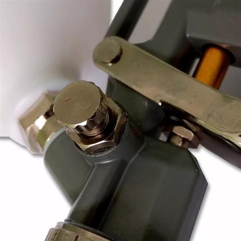 Imagem de Pistola Pintura Pneumática Tanque Alto 600ml 5731455 Stels