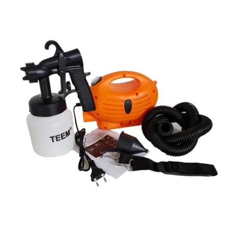Imagem de Pistola Pulverizadora para Pintura Elétrica - TEEM Modelo TM220V 650W 800ml