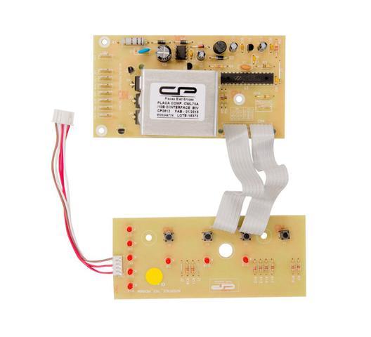 Imagem de Placa compatível Máquina Lavar Roupas Consul Maré Super CWL75 CWL10B bivolt