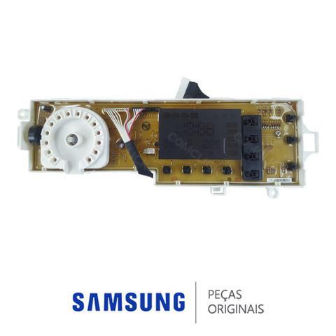 Imagem de Placa de Função / Interface Lavadora Samsung WF106U4SAWQ/AZ, WF106U4SAWQFAZ