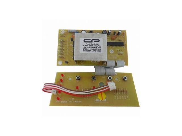 Imagem de Placa de Potencia Interface Compatível Lavadora Consul  Bivolt