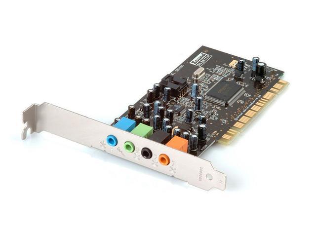Imagem de Placa de Som PCI 32 bits 5.1 Canais PCI.015 GV