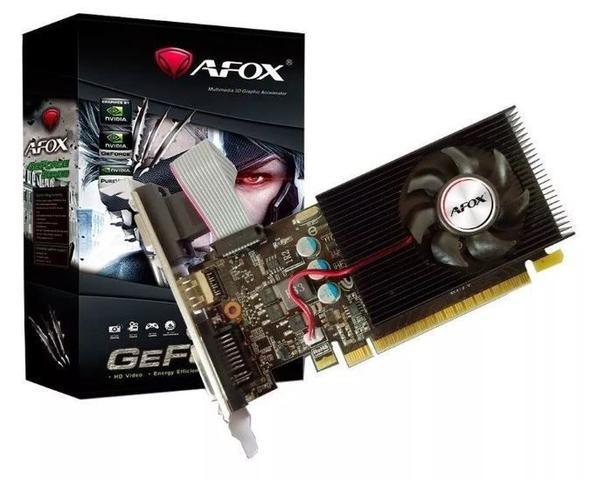 Placa de Vídeo Afox Gt 610 2gb Ddr3 Af610-2048d3l7-v5
