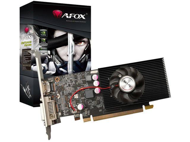 Imagem de Placa de Vídeo Afox NVIDIA GeForce GT 1030