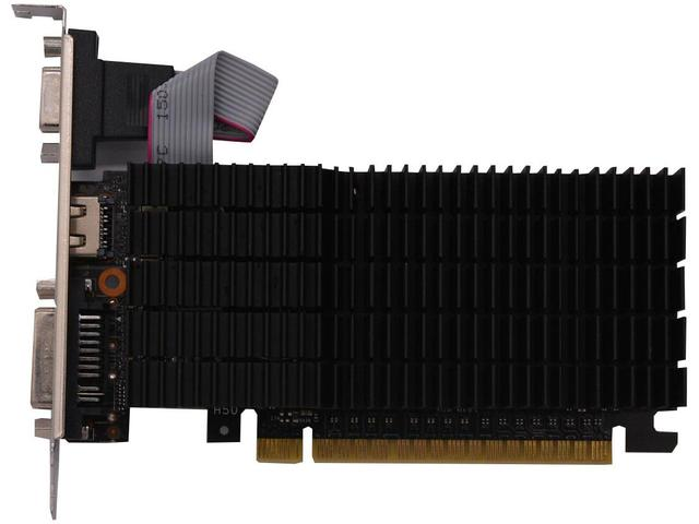 Imagem de Placa de Vídeo Afox NVIDIA GeForce GT 710