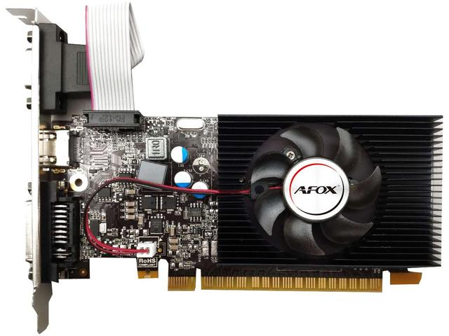 Imagem de Placa de Vídeo Afox NVIDIA GeForce GT420