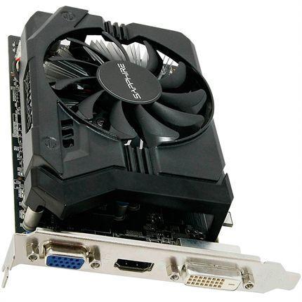 Placa De Vídeo Amd Radeon R7 250 2Gb Ddr3 Pci-E Sapphire - Placa de