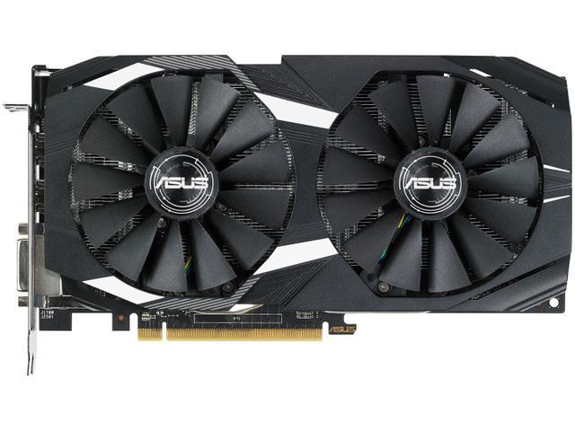 Imagem de Placa de Vídeo Asus Radeon RX 580 8GB