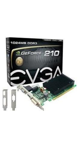 Placa de Vídeo Evga G210 1gb Ddr3 01g-p3-1313-kr