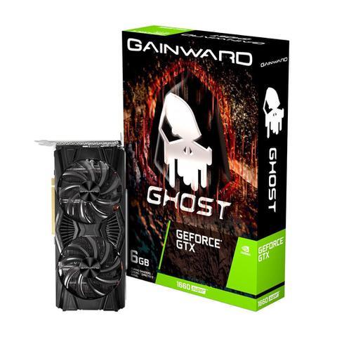 Placa de Vídeo Gainward Gtx 1660 Super 6gb Ddr6 Ne6166s018j9-1160x-1