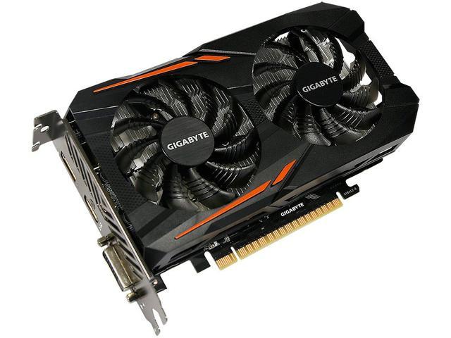 Imagem de Placa de Vídeo Gigabyte GeForce GTX 1050 TI
