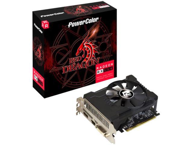 Imagem de Placa de Vídeo Power Color Radeon RX 550