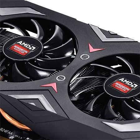Placa De Vídeo Radeon R7 260X 2Gb Gddr5 1130Mhz R7260x Power