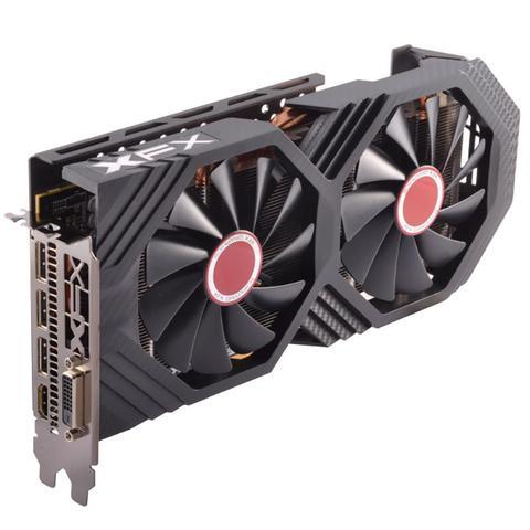 Imagem de Placa De Vídeo XFX Radeon Rx580 8GB DDR5 Oc Gts Xxx Edition RX-580P8DFD6