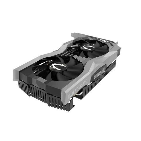 Imagem de Placa de Vídeo Zotac GeForce RTX 2060 Twin Fan 6GB GDDR6 192-BIT ZT-T20600H-10M