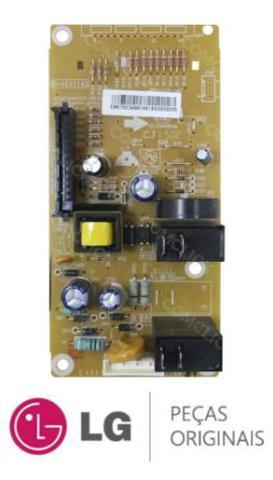Imagem de Placa Display 110v 220v Microondas LG EBR75234881