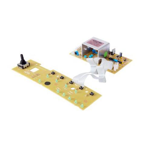 Imagem de Placa Eletrônica com Interface Compatível com Lavadora Consul LR CWC10AB/G11AB/K11AB  Bivolt