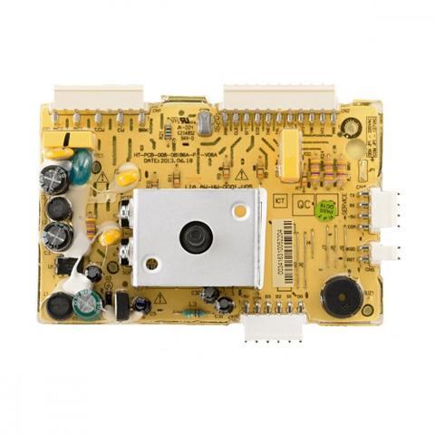 Imagem de Placa Eletrônica Compatível Lavadora Electrolux LTC15 Cliptech  Bivolt