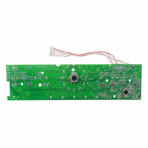 Imagem de Placa eletronica de interface lavadora brastemp ativa 11 kg 127v 220v w10755942 original