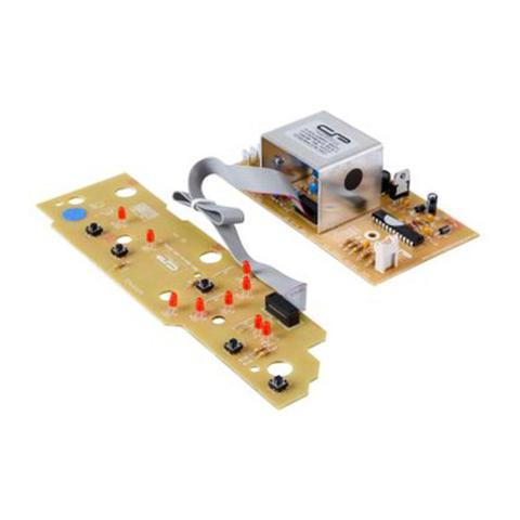 Imagem de Placa Eletrônica de Potência e Interface Compatível com Lavadora Brastemp BWC07AB  Bivolt