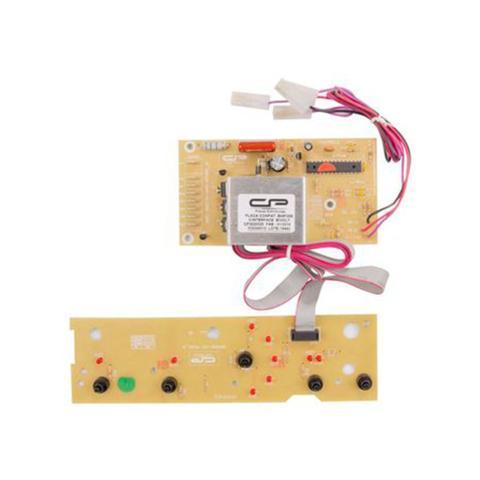 Imagem de Placa Eletrônica de Potência e Interface Compatível com Lavadora Brastemp BWF08B  Bivolt